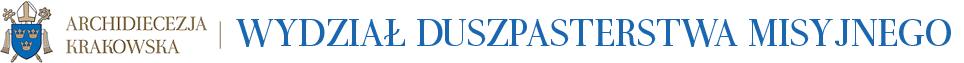 Wydział Misyjny Archidiecezja Krakowska Logo