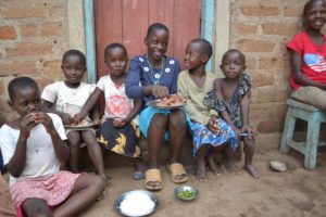 Adopcja misyjna grupowa: Tanzania