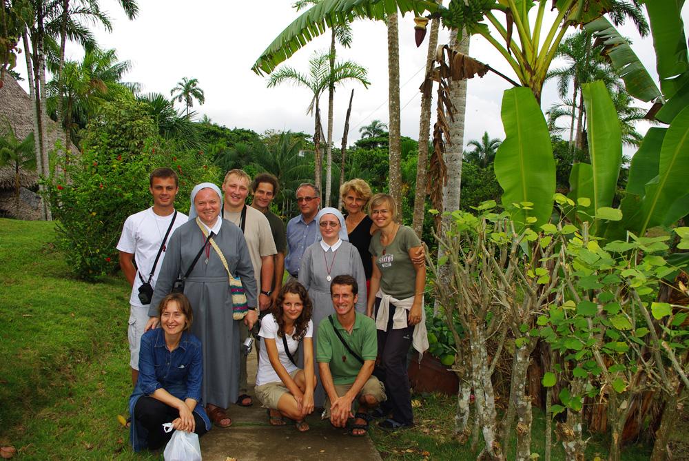 Wolontariat na misjach w Peru