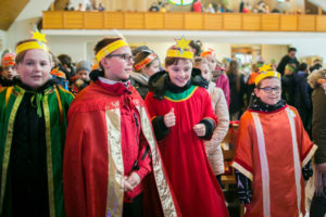 Posłanie Kolędników Misyjnych           26 grudnia