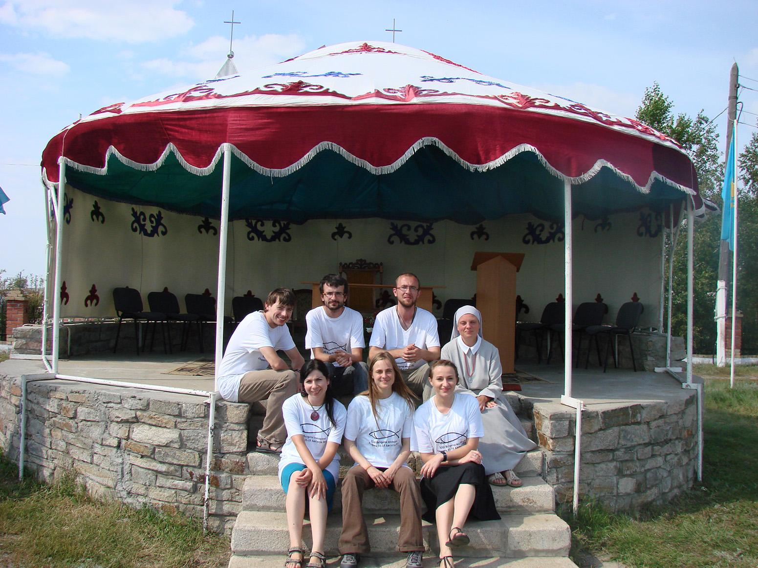 Wolontariat na misjach w Kazachstanie
