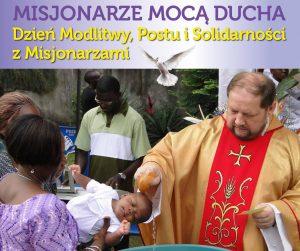 Dzień Modlitwy, Postu i Solidarności z Misjonarzami