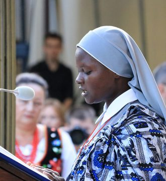 Msza święta w intencji misji pod przewodnictwem ks. bpa Jerzego Mazura SVD