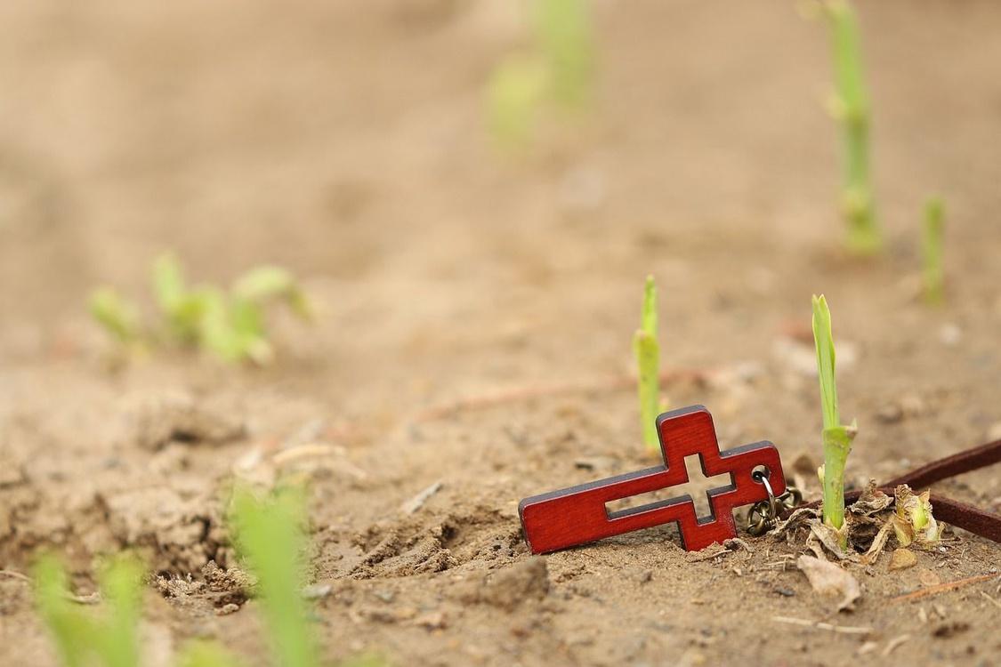 Misyjny Krzyż na drogę
