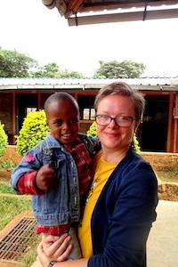 Budujemy dom dla dziewcząt w Kenii