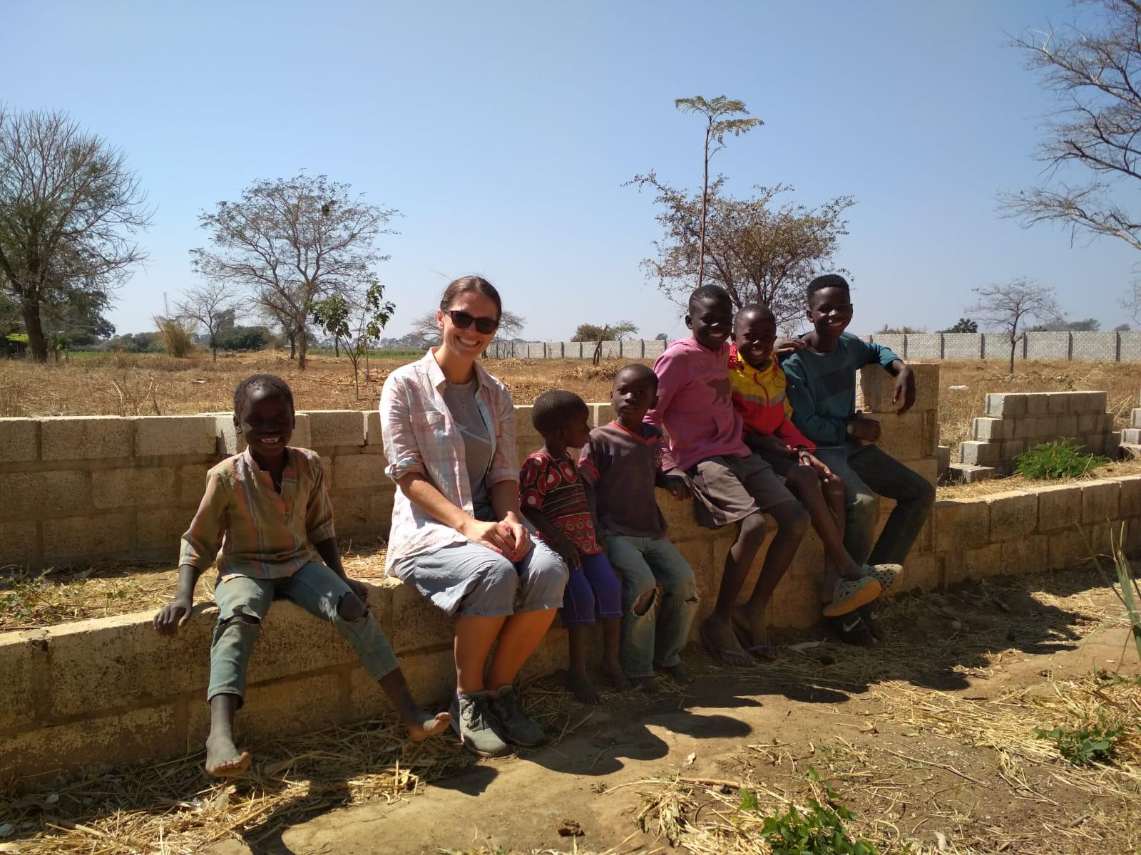 Z pamiętnika raczkujących Misjonarek w Zambii